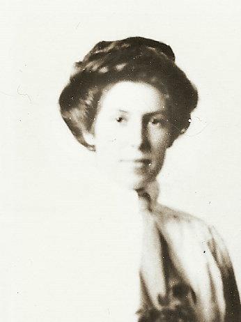 Jessie Watts 1913